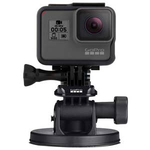 GoPro HD Suction Cup Mount - NEW