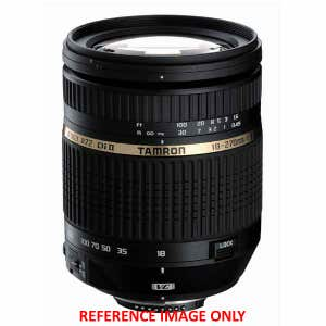 Tamron AF 18-270mm F/3.5-6.3 VC - Canon   Secondhand