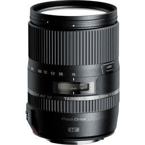 Tamron AF 16-300mm VC PZD - Nikon