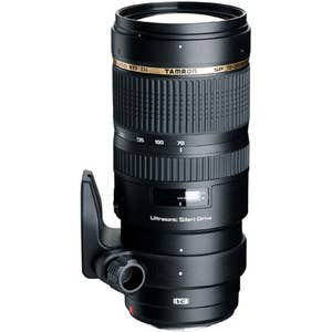 Tamron SP AF 70-200MM F2.8 VC USD - Canon
