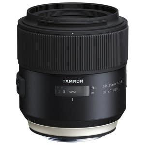 Tamron SP AF 85mm F1.8 DI VC USD Canon