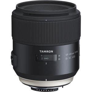 Tamron SP 45mm F1.8 DI VC USD - Canon