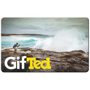 Ted's $25 Gift Voucher