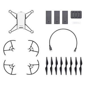 DJI Tello Drone - PWR Kit with 2x Extra Battery