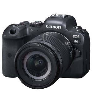 Canon EOS R6 - 24-105mm IS STM