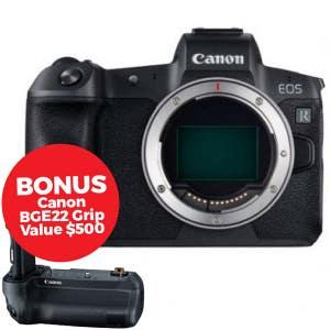 Bonus Canon BGE22 - Main Image