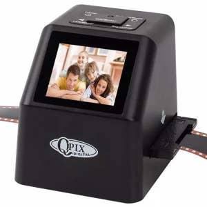 Qpix MDFC-1400 Film & Slide Scanner