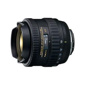 Tokina 10-17mm f3.5-4.5 DX Fisheye Nikon