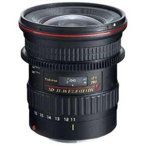 Tokina AF 11-16mm f2.8 Pro DX V Lens - Nikon