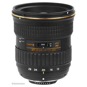 Tokina 12-28mm f4 Pro DX Canon