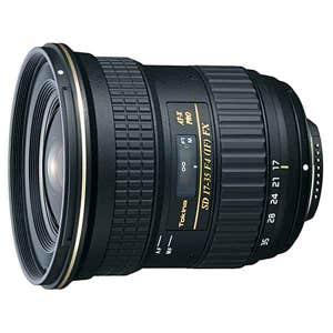 Tokina 17-35mm f4 Pro FX for Nikon