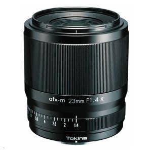 Tokina ATX-M 23mm f/1.4 - Fuji X Mount