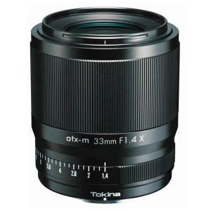 Tokina ATX-M 33mm f/1.4 - Fuji X Mount