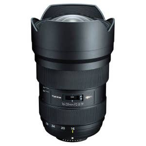 Tokina Opera 16-28mm f2.8 FF - Canon
