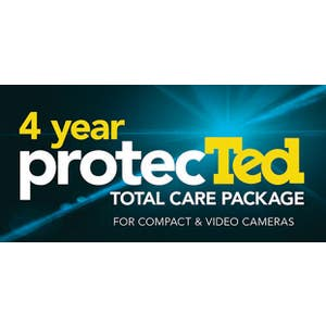 Total Care Package (4 Year) DSC/DV Up to $200