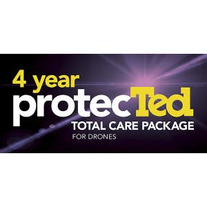 Total Care Package (4 Year) Drones $2001 to $3000 | Ted's Cameras