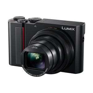 Panasonic Lumix TZ220 Black