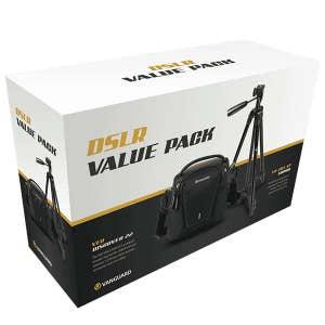 Vanguard VK Tripod & Bag Value Pack