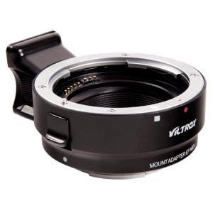 Viltrox Mount Adaptor > Canon EF to Sony E Mount