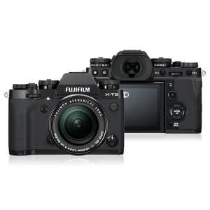 Fujifilm X-T3 + 18-55mm - Black