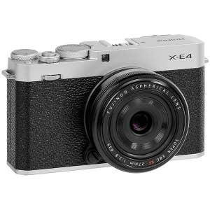 Fujifilm X-E4 + 27mm f2.8 STD - Silver
