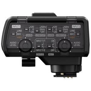 Panasonic DMW-XLR1E XLR Adaptor for Lumix GH5