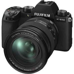 Fujifilm X-S10 + XF 16-80mm Kit