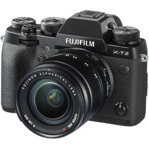 Fujifilm X-T2 + 18-135mm WR Kit