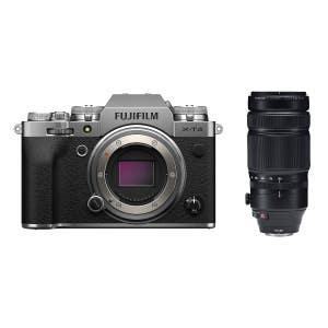 Fujifilm X-T4 + XF 100-400mm - Silver