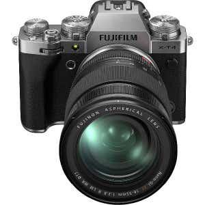 Fujifilm X-T4 + 16-55MM f2.8 - Silver