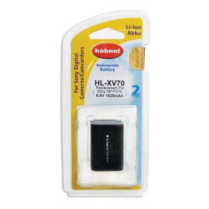 Hahnel Sony NP-FV70 Battery