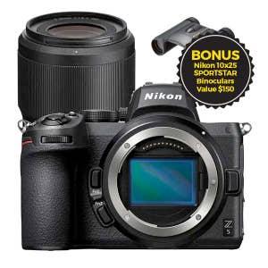 Nikon Z5 Body + 50mm f1.8