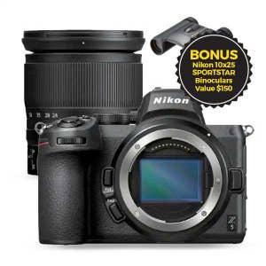Nikon Z5 + 24-70mm f4 Kit