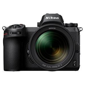 Nikon Z6 - Body + 24-70mm f/4