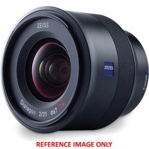 Zeiss Batis 25mm f2.0 - Sony E Mount | Second Hand