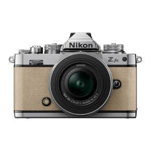 Nikon Z fc + 16-50mm - Beige