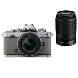 Nikon Z fc + 16-50mm & 50-250mm VR - Grey