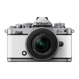 Nikon Z FC + 16-50mm - White