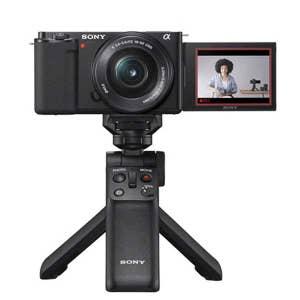 Sony ZV-E10 + 16-50mm Kit - Black