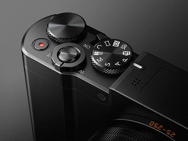 TZ100 - Controls