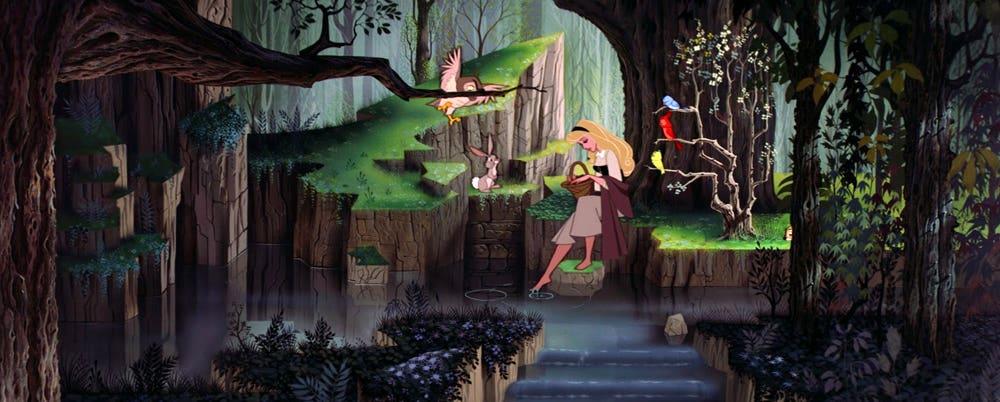 Sleeping Beauty - Walt Disney, 1959