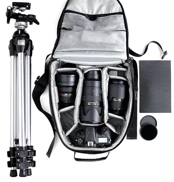 Ric's Travel Photography Kit