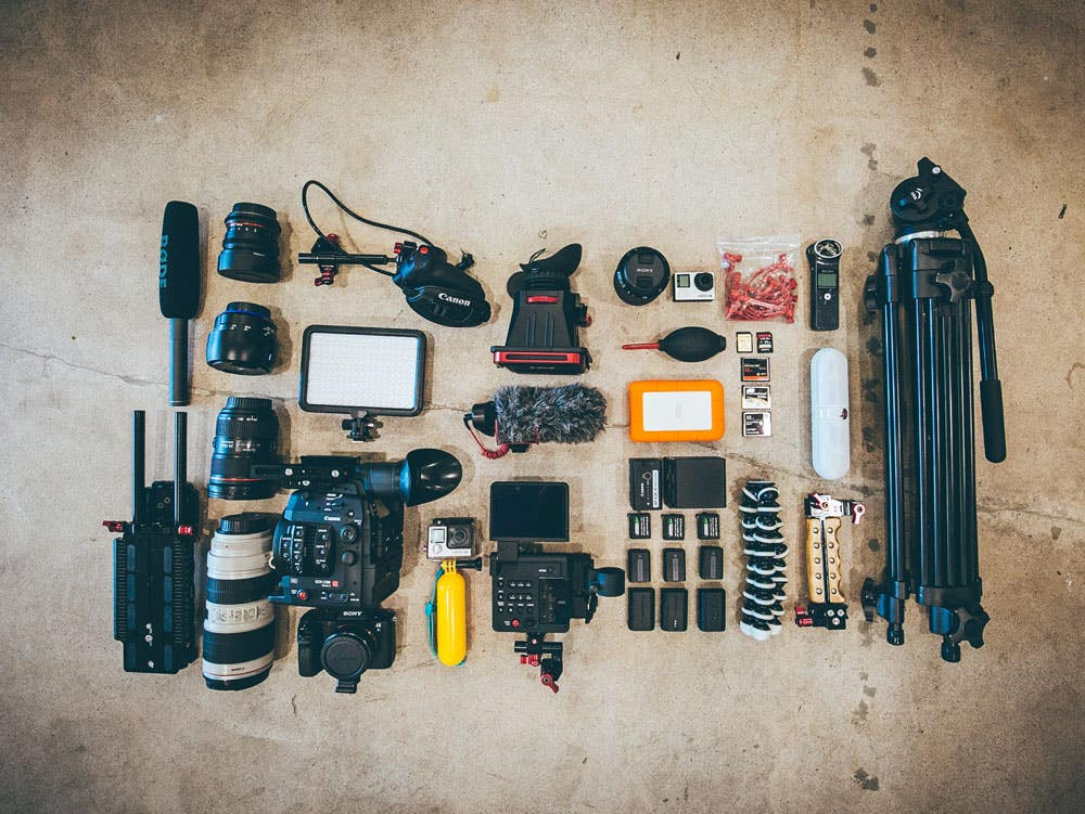 The Advantages of Renting Camera Gear Before Buying