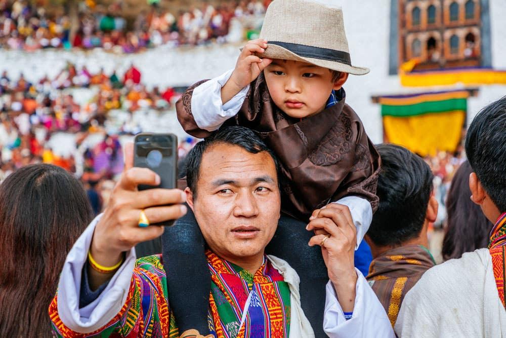 Andrew Peacock's Bhutan Photography Tour