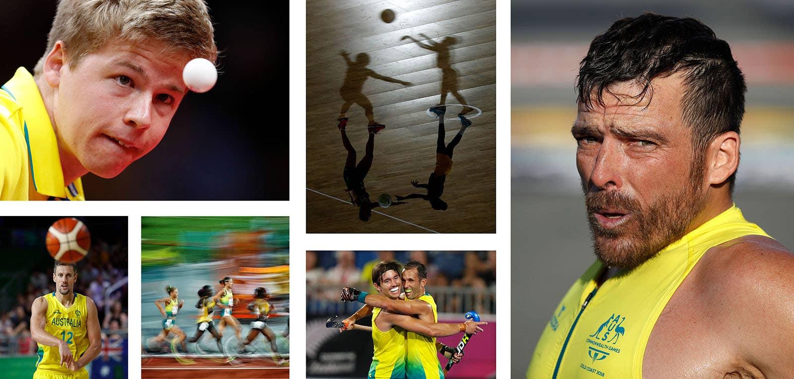 2018 Commonwealth Games - Michael Willson