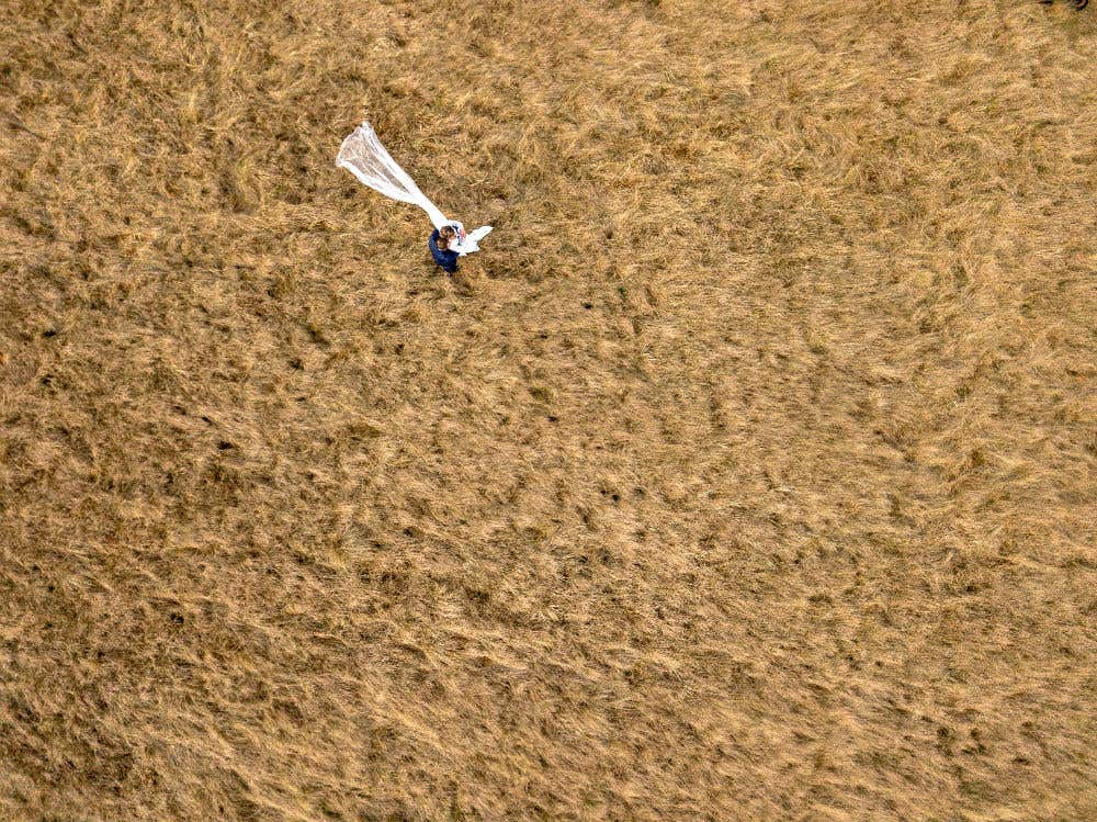 10 Things to Know About Aerial Drone Photography at Weddings