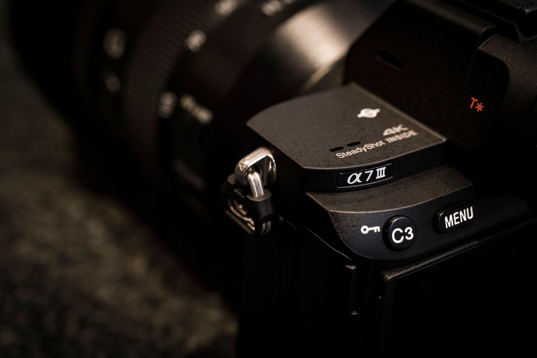 New Model Announcement   Sony A7 Mark III