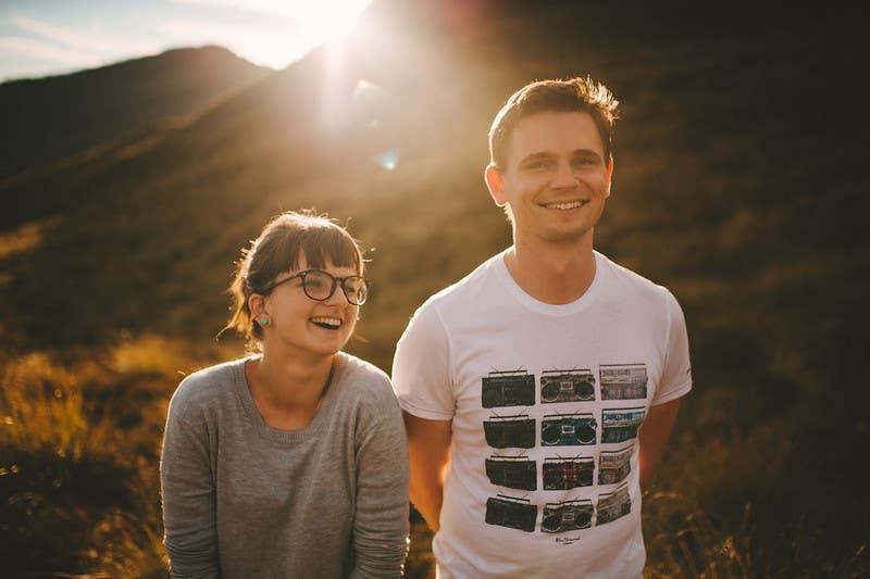 Zosia & Jakub of Aparat Photography