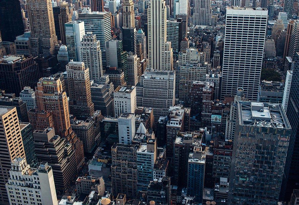 Top Of The Rockefeller, New York City, 2015