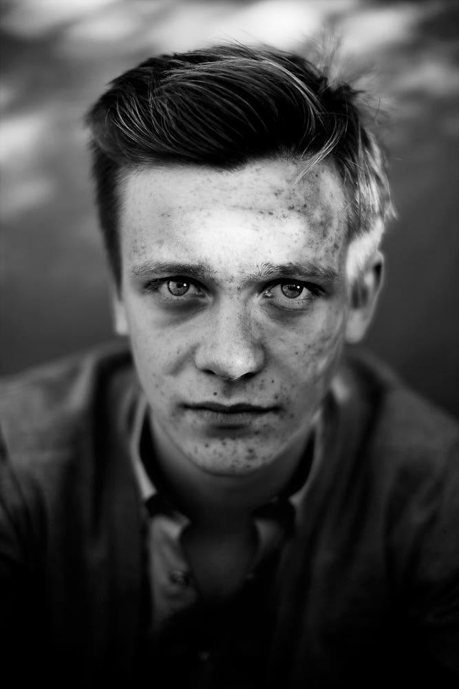 My Favourite Portrait Lens - Tilly Clifford